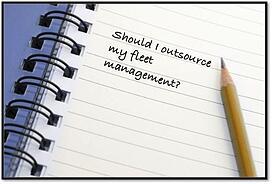Outsourcing your Fleet Management and Maintenance